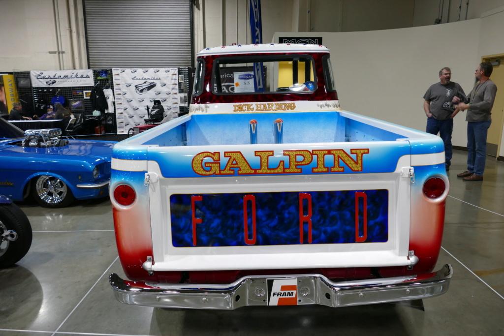 1965 Ford Econoline pick up - Dick Harding's Exibition Drag Race Wheelstanders 49562710