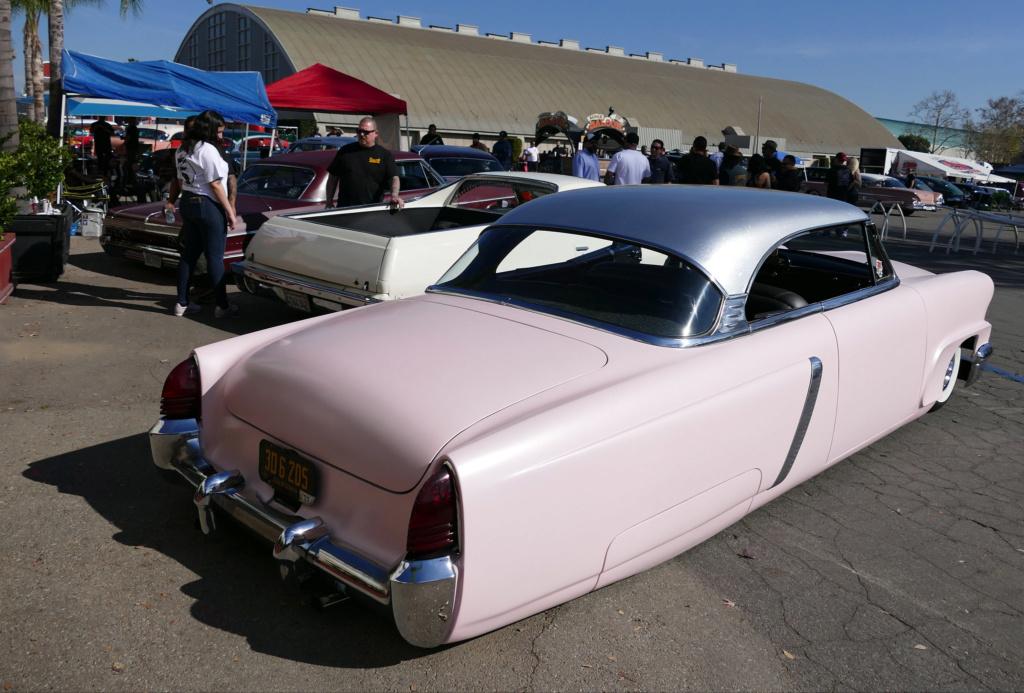Lincoln  1952 - 1955 custom & mild custom - Page 2 49599910