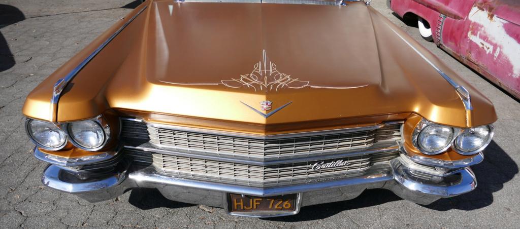 Cadillac 1961 - 1968 Custom & mild custom - Page 5 49600110