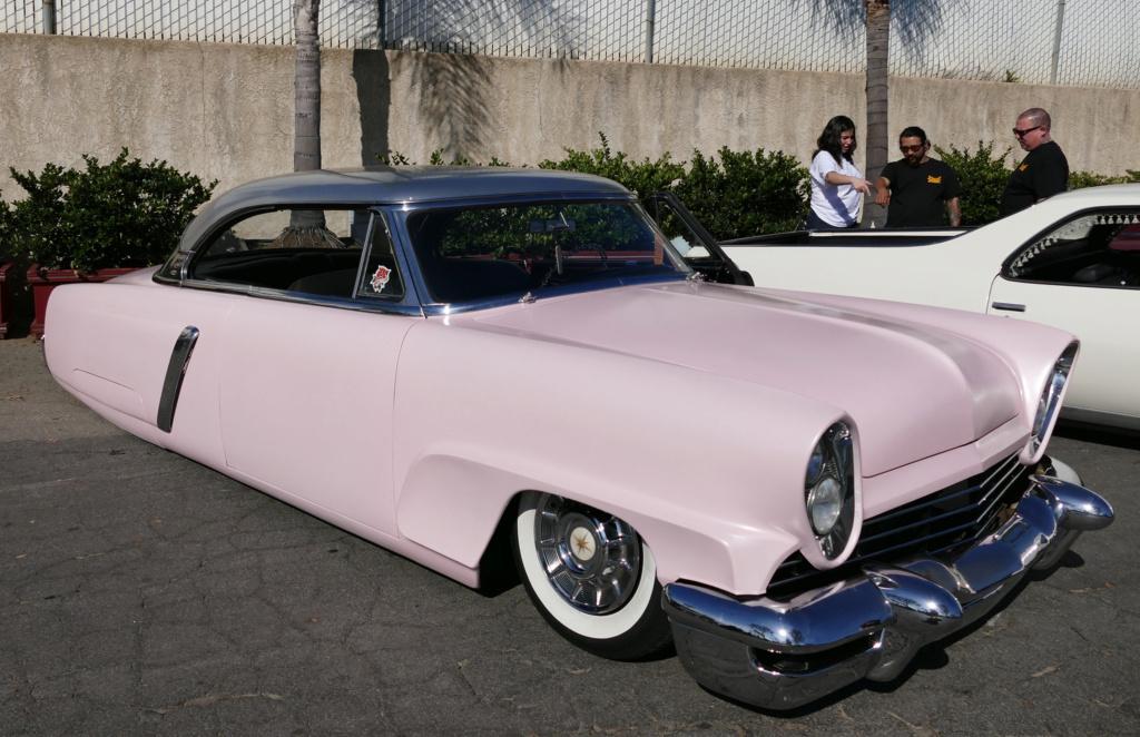 Lincoln  1952 - 1955 custom & mild custom - Page 2 49600412