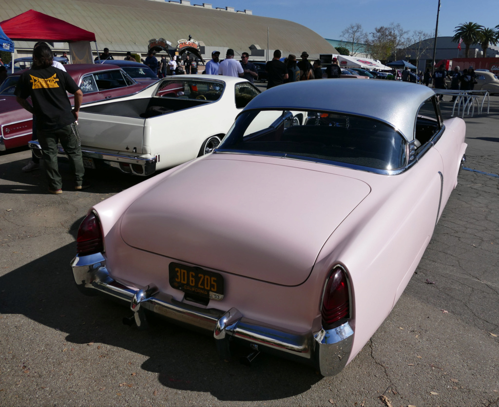 Lincoln  1952 - 1955 custom & mild custom - Page 2 49600413
