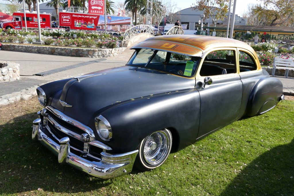 Chevy 1949 - 1952 customs & mild customs galerie - Page 27 49603013