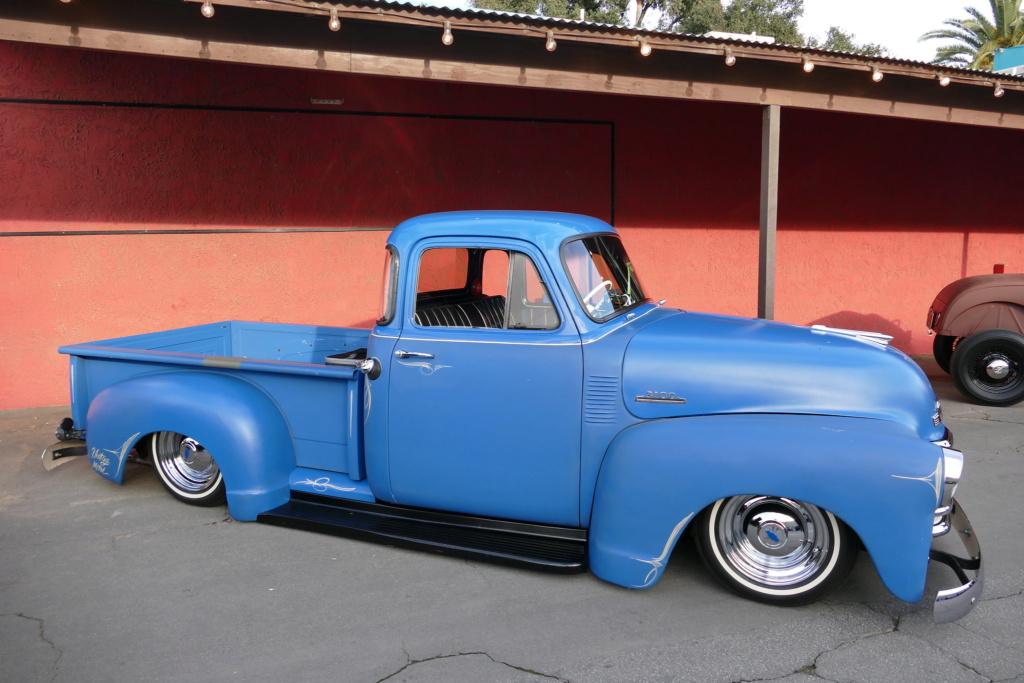 Chevy Pick up 1947 - 1954 custom & mild custom - Page 5 49612710