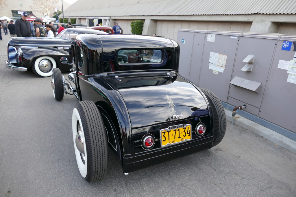 Traditional hot rods to 40s, 50s and 60s 49613310