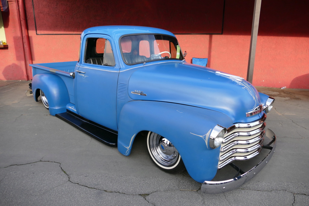 Chevy Pick up 1947 - 1954 custom & mild custom - Page 5 49613515