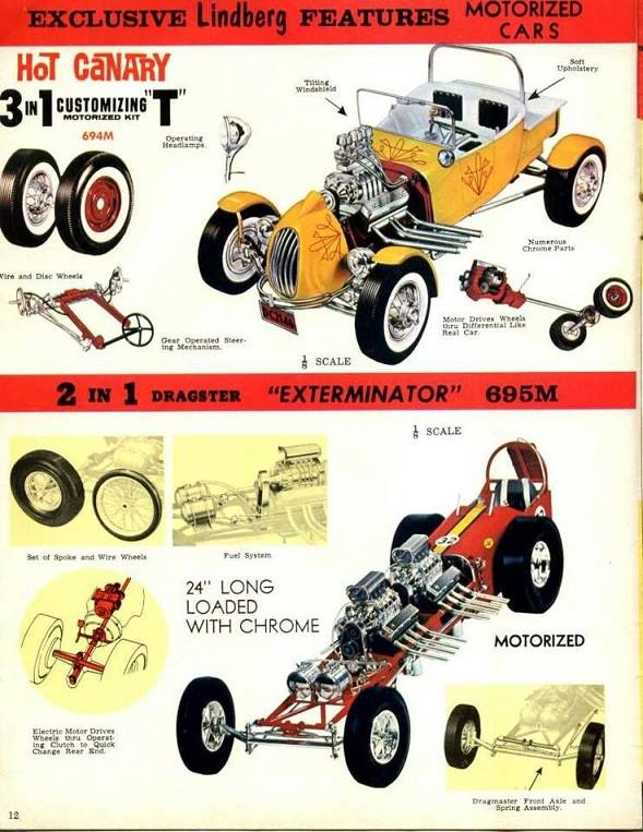Vintage model kit ad - publicité - Page 3 49647010