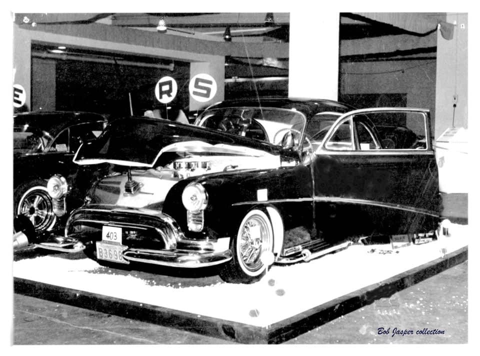 Oldsmobile 1948 - 1954 custom & mild custom - Page 7 49668410