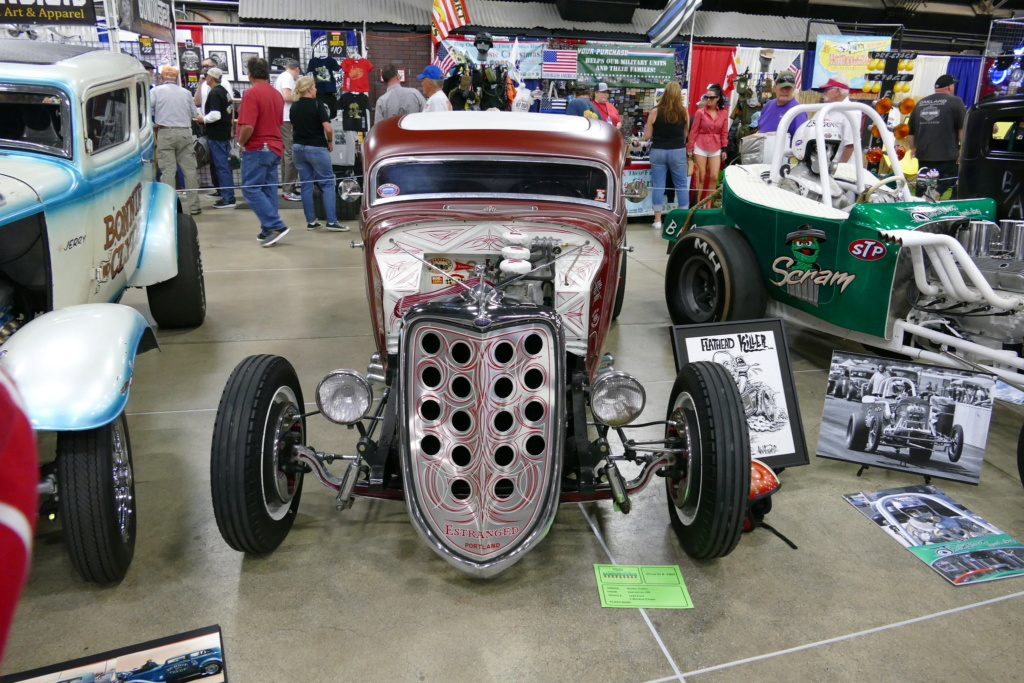 1934 Ford 5 windows Dragster - Dirty 4 - Flat Trap Racing 49669710