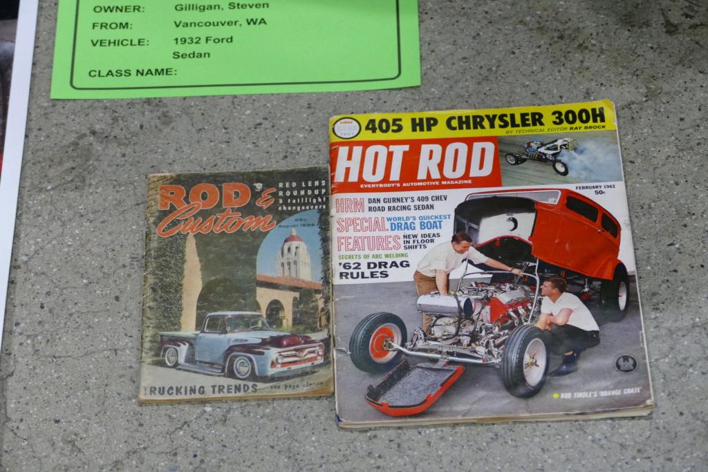 Orange Crate - 1932 Ford Sedan dragster 49669810