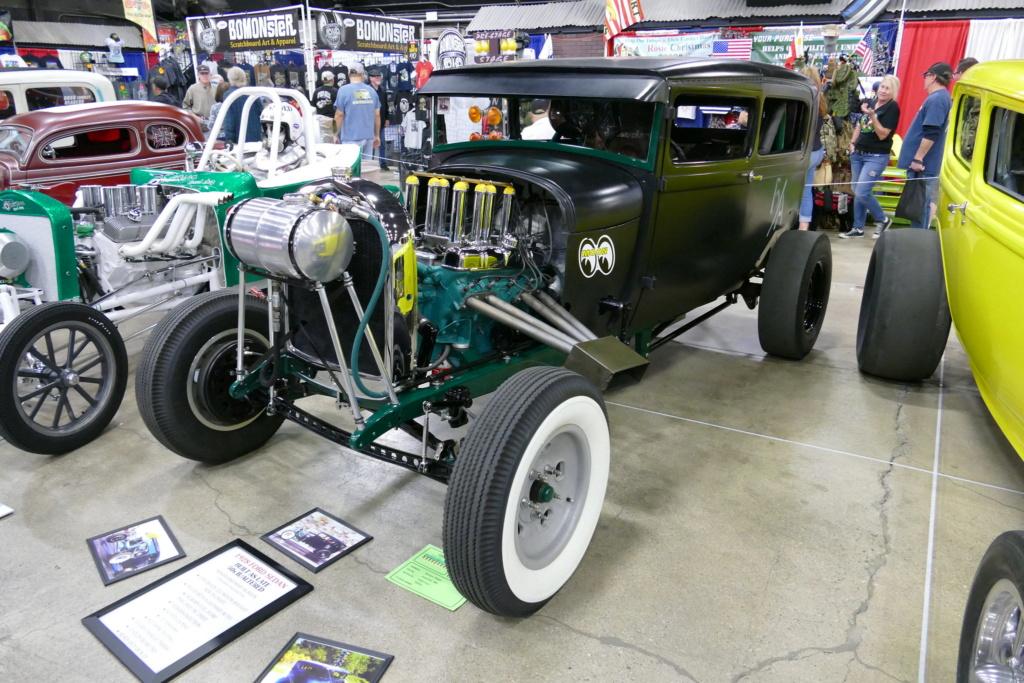 1928 Ford Sedan Built as late 50's B/Altered 49670011