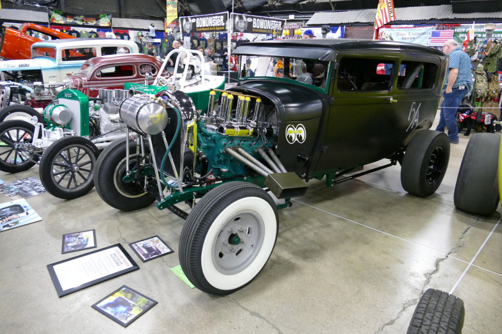 1928 Ford Sedan Built as late 50's B/Altered 49670012