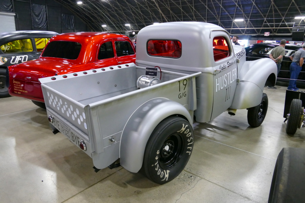 Willys pickup 1940- Gasser dragster - Hulster 3 49670016