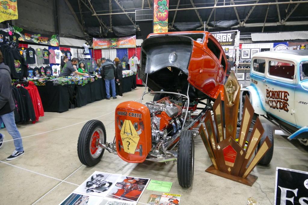 Orange Crate - 1932 Ford Sedan dragster 49670111