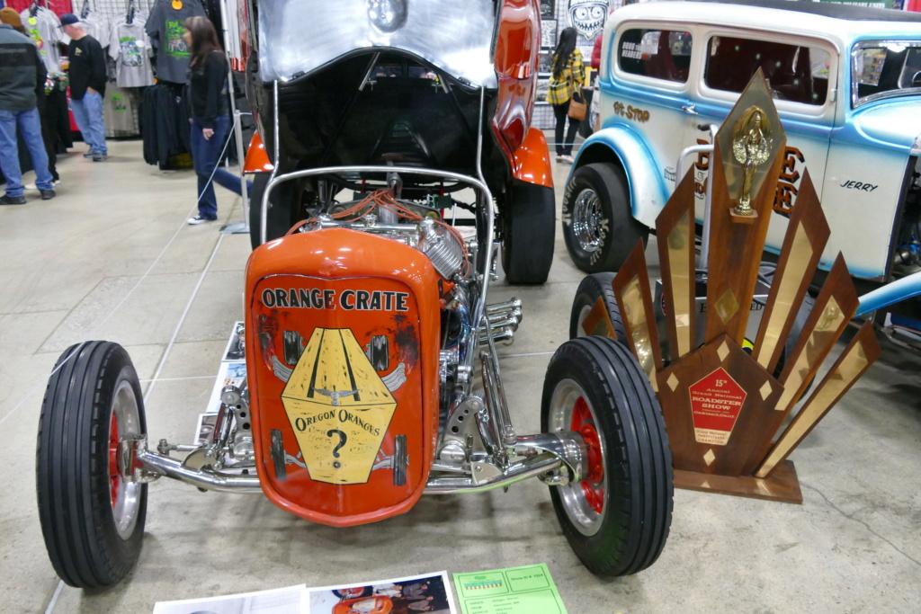 Orange Crate - 1932 Ford Sedan dragster 49670112