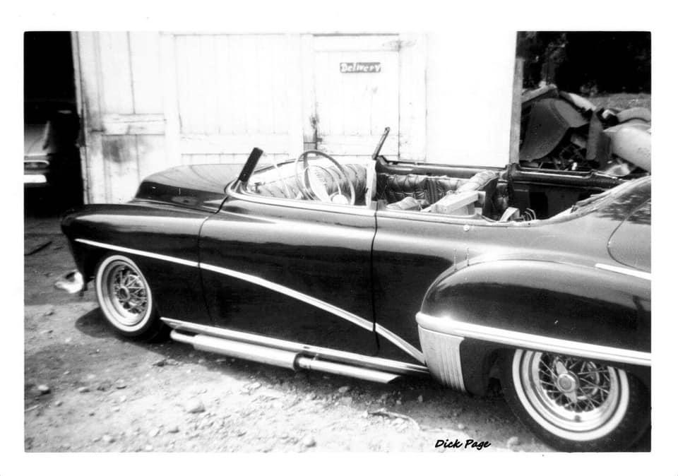 Oldsmobile 1948 - 1954 custom & mild custom - Page 7 49759010