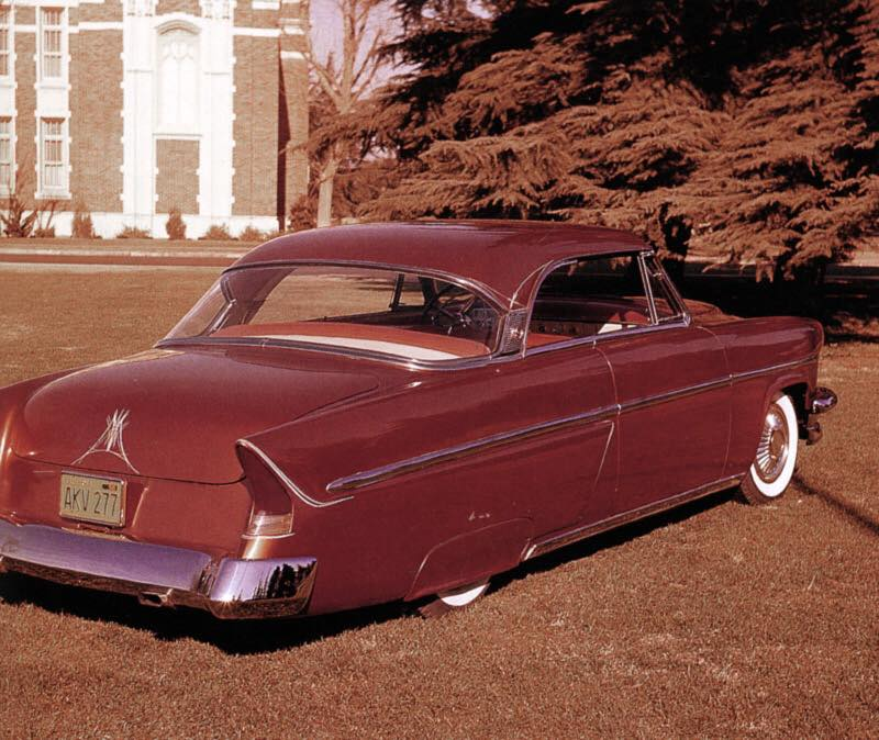 1954 Mercury - Richard Soderquist 49792310