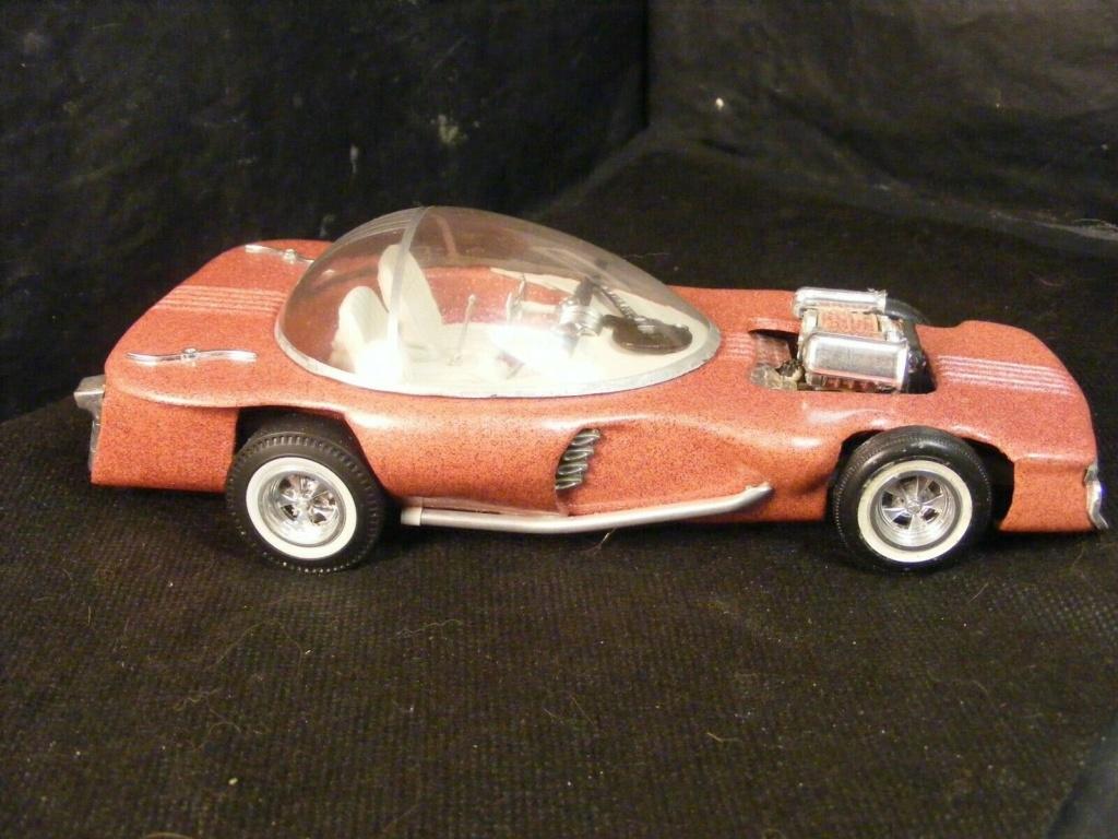 Vintage built automobile model kit survivor - Hot rod et Custom car maquettes montées anciennes - Page 13 4k10
