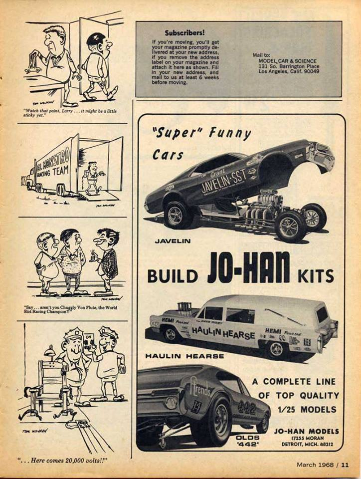 Vintage model kit ad - publicité - Page 3 50224110