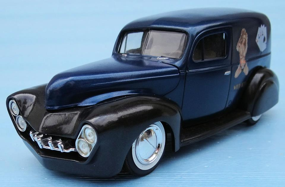 1940 Ford Sedan Delivery - Amt - 1/25 scale 50397810