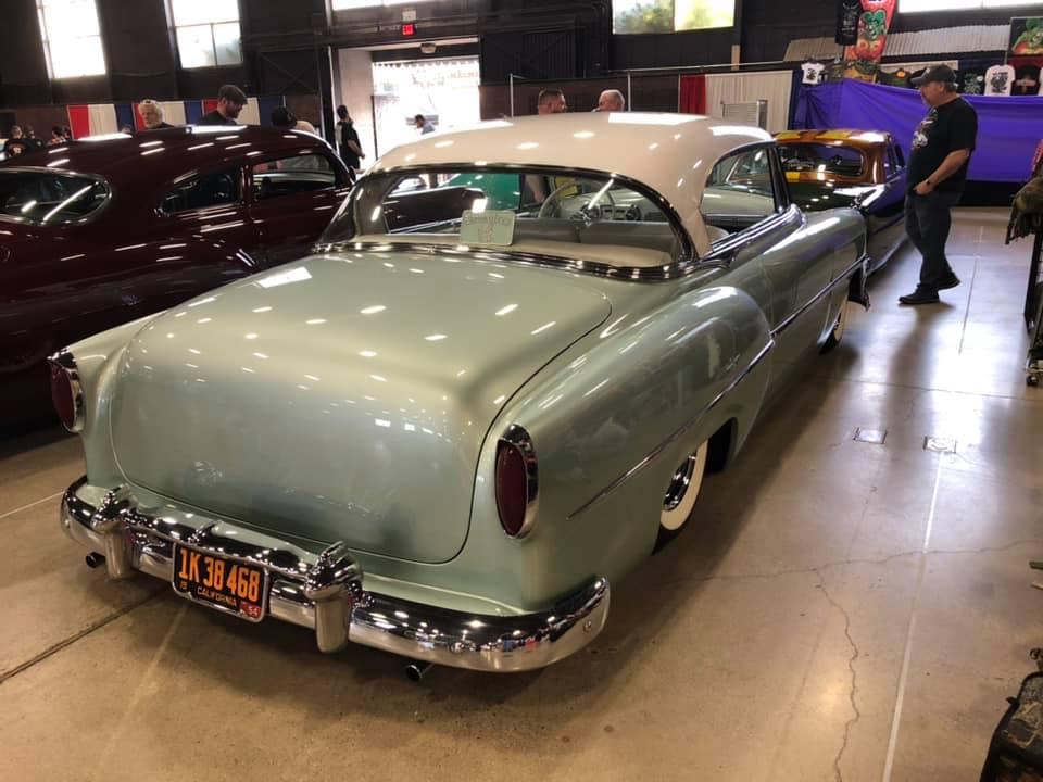 Chevy 1953 - 1954 custom & mild custom galerie - Page 15 50503810