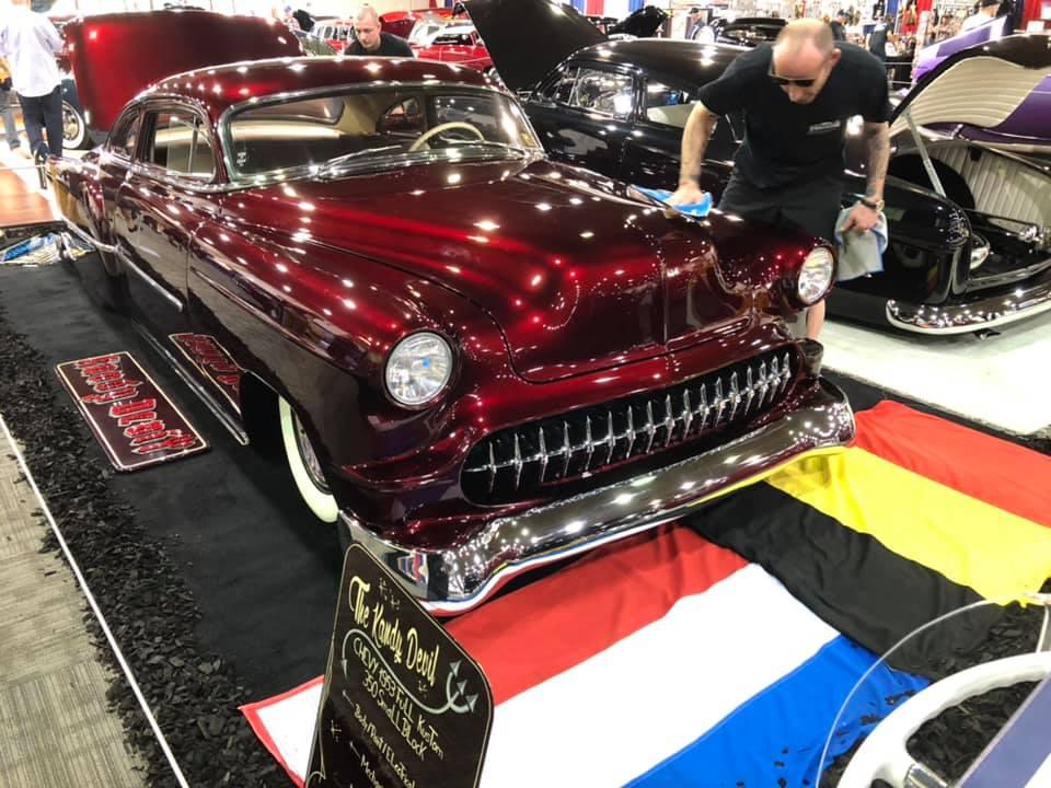 Chevy 1953 - 1954 custom & mild custom galerie - Page 15 50522210