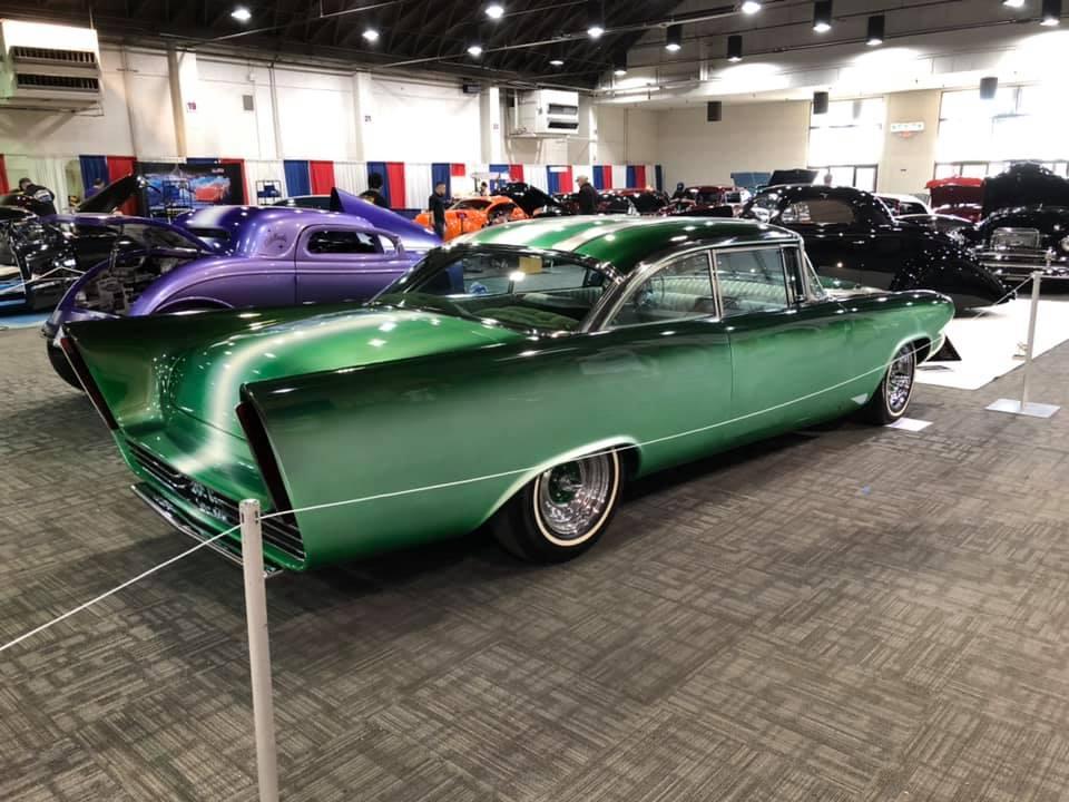 1957 Mercury - Jade Idol - Gene Winfield 50751110