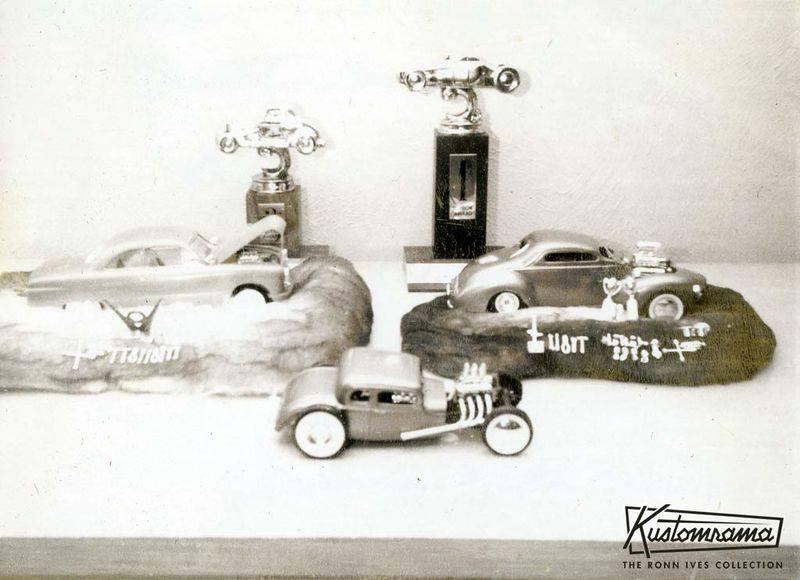 Vintage built automobile model kit survivor - Hot rod et Custom car maquettes montées anciennes - Page 12 50839810