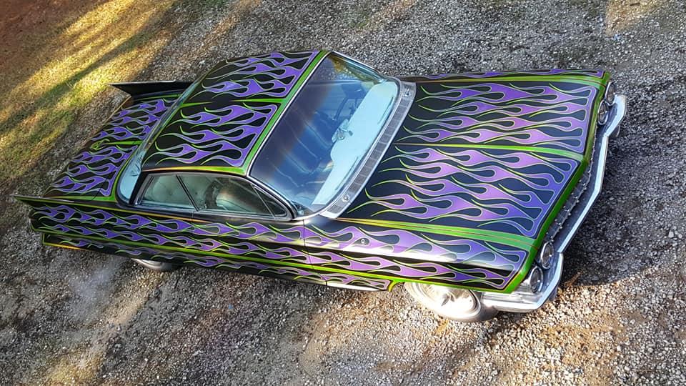 Cadillac 1961 - 1968 Custom & mild custom - Page 5 50913110