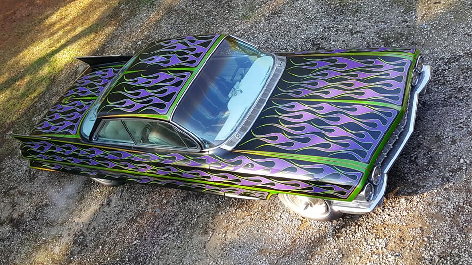 Cadillac 1961 - 1968 Custom & mild custom - Page 5 50913111