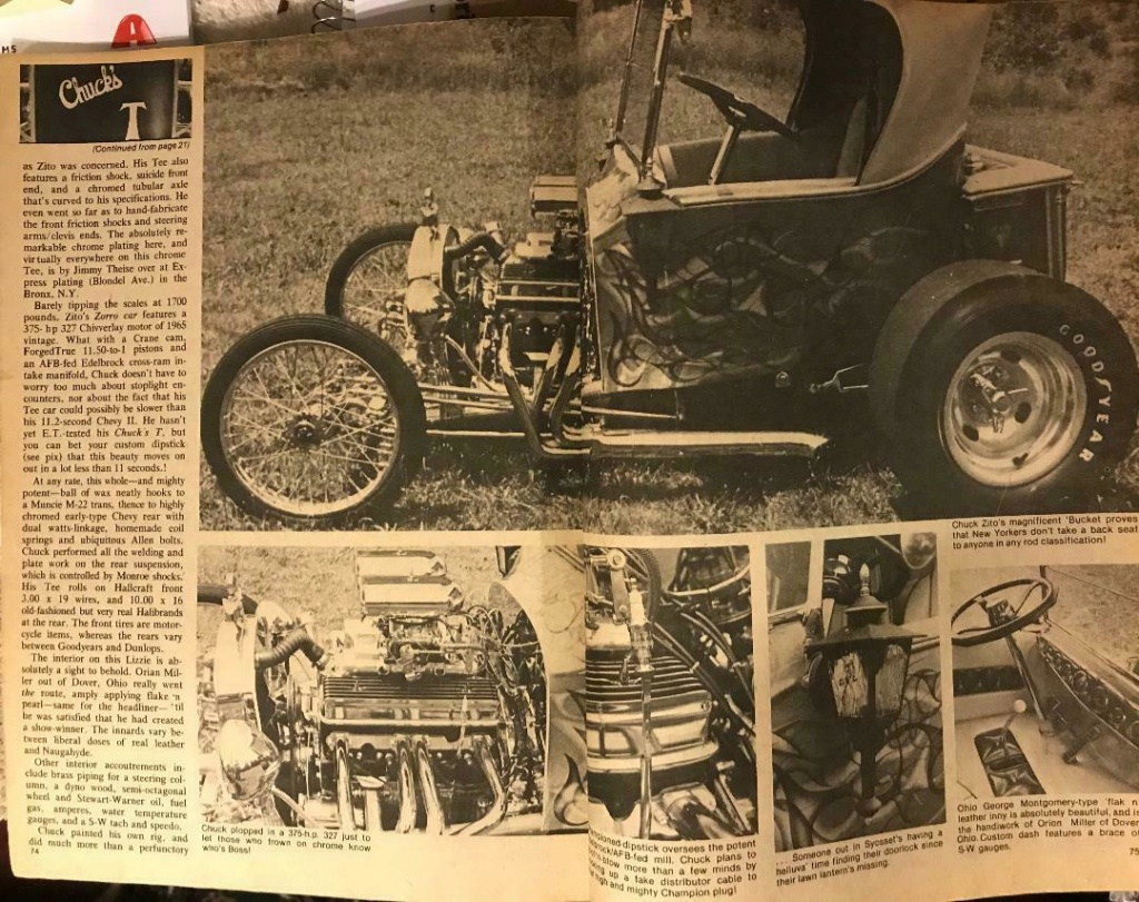 "1923 Ford Model ""T"" - Chuck's T 50916911"