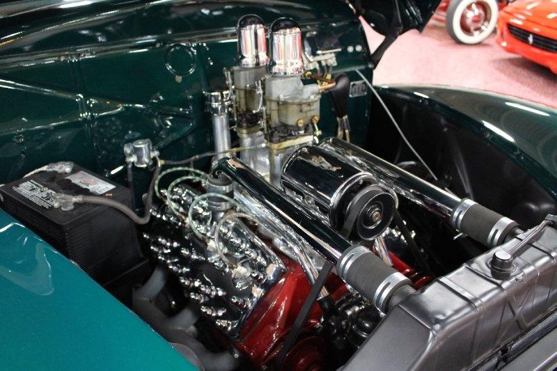 1940 Mercury Convertible - Charles Marr - Carl Morton -  Valley Custom Shop 5112