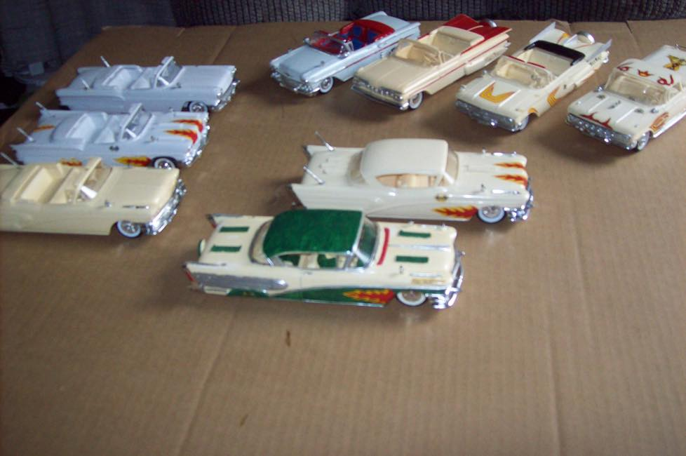 Vintage built automobile model kit survivor - Hot rod et Custom car maquettes montées anciennes - Page 12 51141411