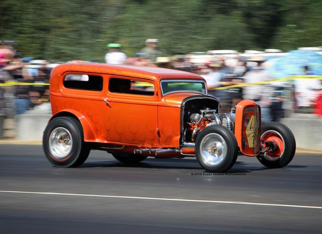 Orange Crate - 1932 Ford Sedan dragster 52006010