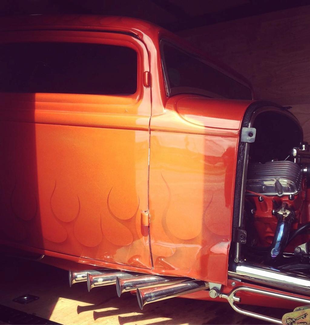 Orange Crate - 1932 Ford Sedan dragster 52341910