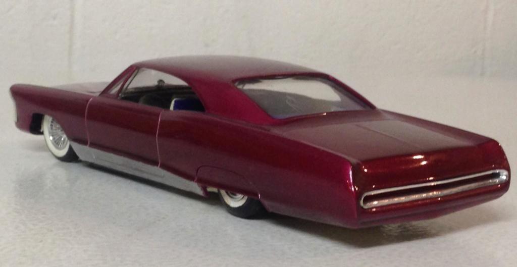 1965 Pontiac Bonneville - Customizing kit - AMT 52729310