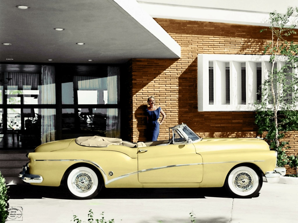 B & W Classic cars and vintage pics colorized by Imbued with hues 52825710