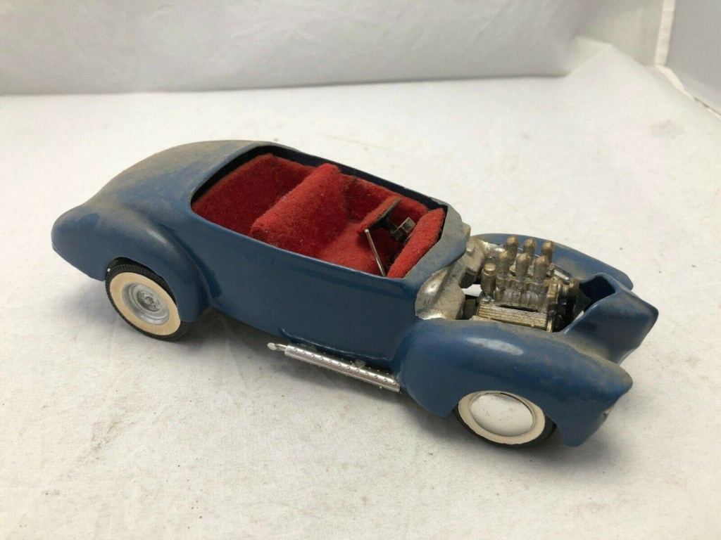 1939 - 40 Ford Coupe - Trophy series - amt - 1/24 scale  53279110