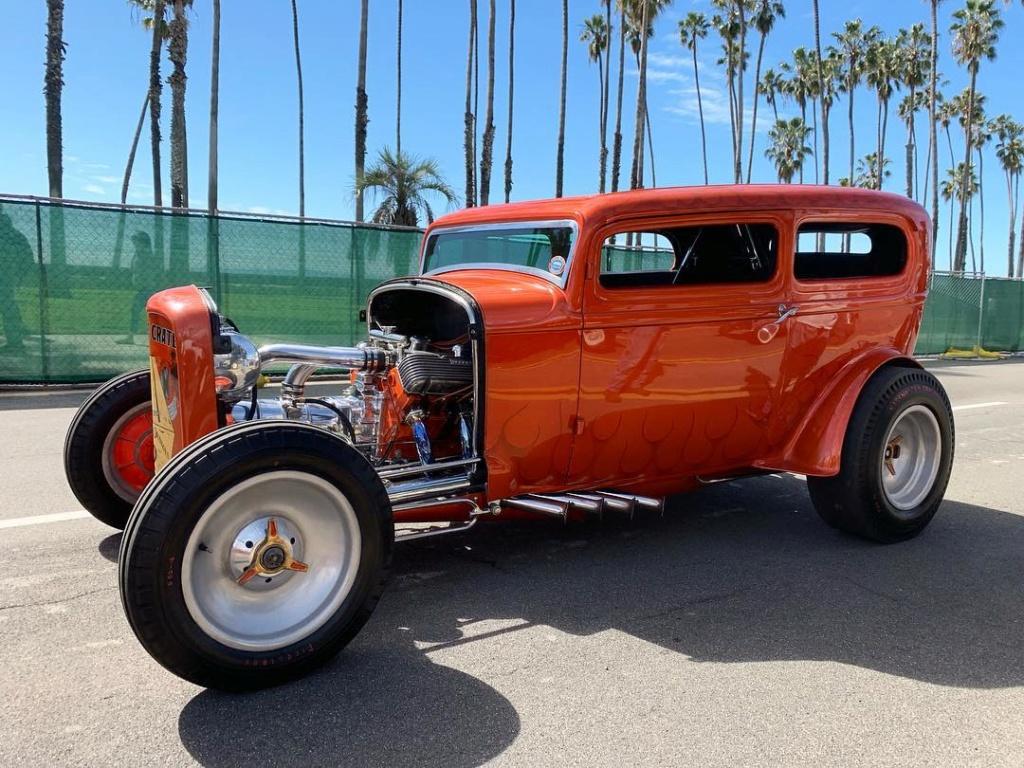 Orange Crate - 1932 Ford Sedan dragster 53423810