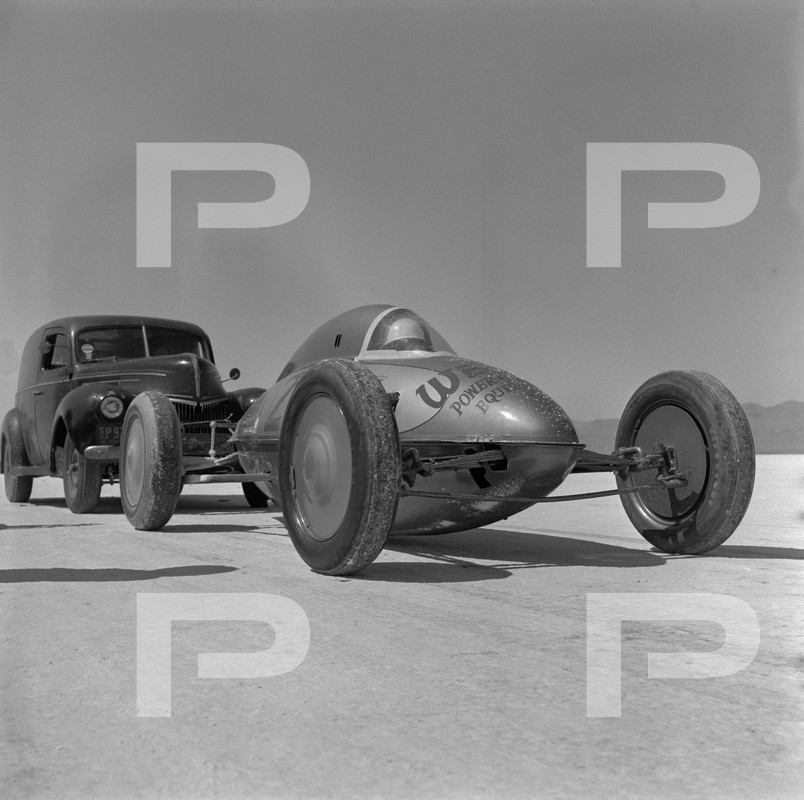 1954 6th Annual Bonneville National Speed Trials - Archives Petersen 53539510