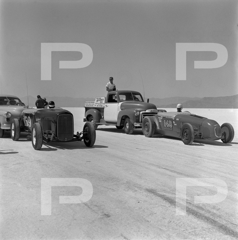 1954 6th Annual Bonneville National Speed Trials - Archives Petersen 53539810