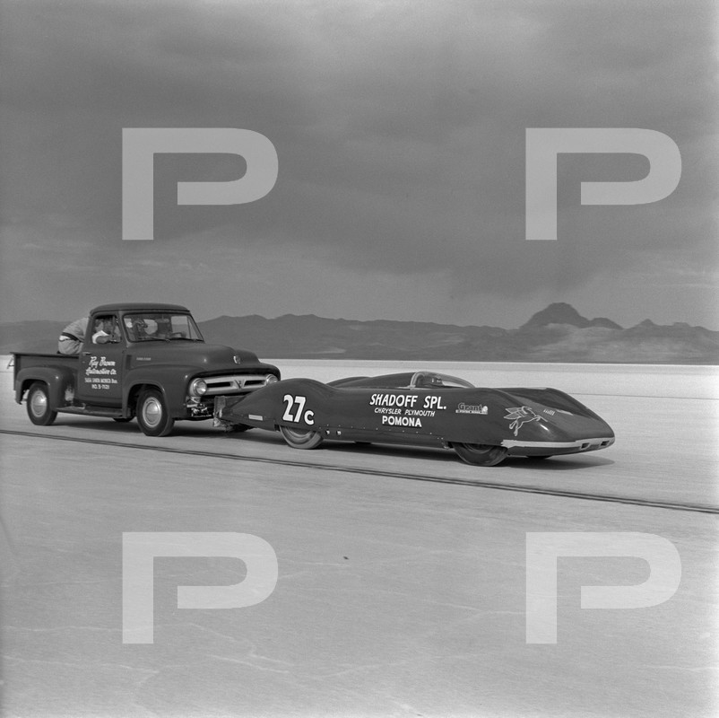 1954 6th Annual Bonneville National Speed Trials - Archives Petersen 53540910