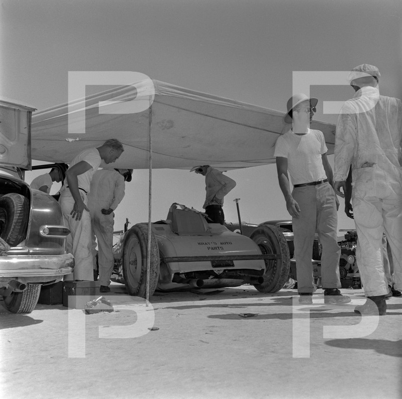 1954 6th Annual Bonneville National Speed Trials - Archives Petersen 53541810