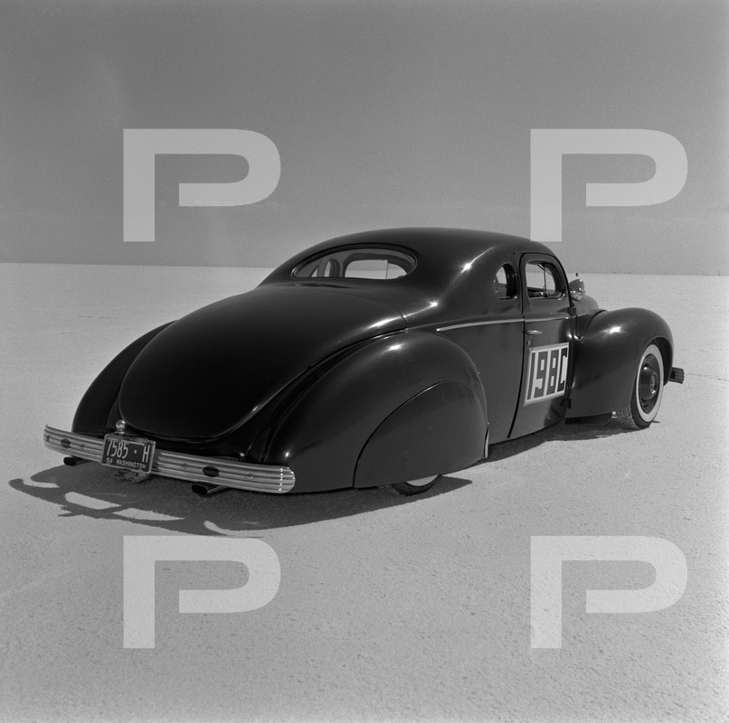 1954 6th Annual Bonneville National Speed Trials - Archives Petersen 53543510