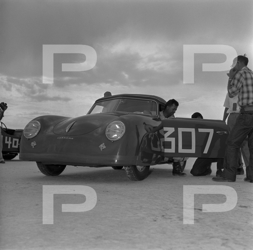 1954 6th Annual Bonneville National Speed Trials - Archives Petersen 53543610