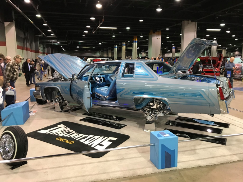 World of Wheels - Autorama - Chicago - 03/2019 53548510