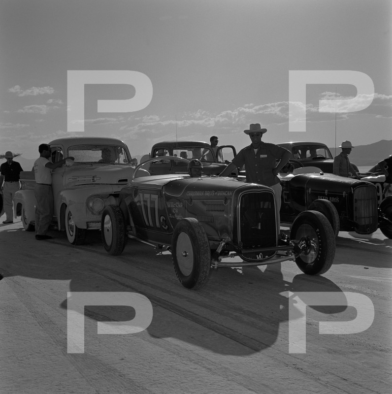 1954 6th Annual Bonneville National Speed Trials - Archives Petersen 53556110