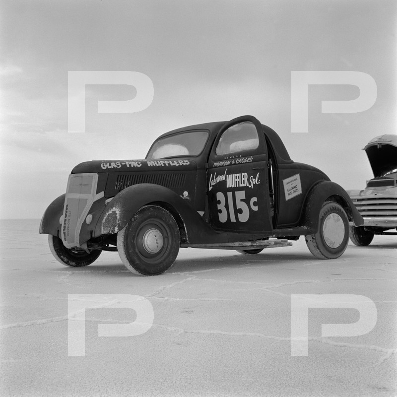 1954 6th Annual Bonneville National Speed Trials - Archives Petersen 53557510