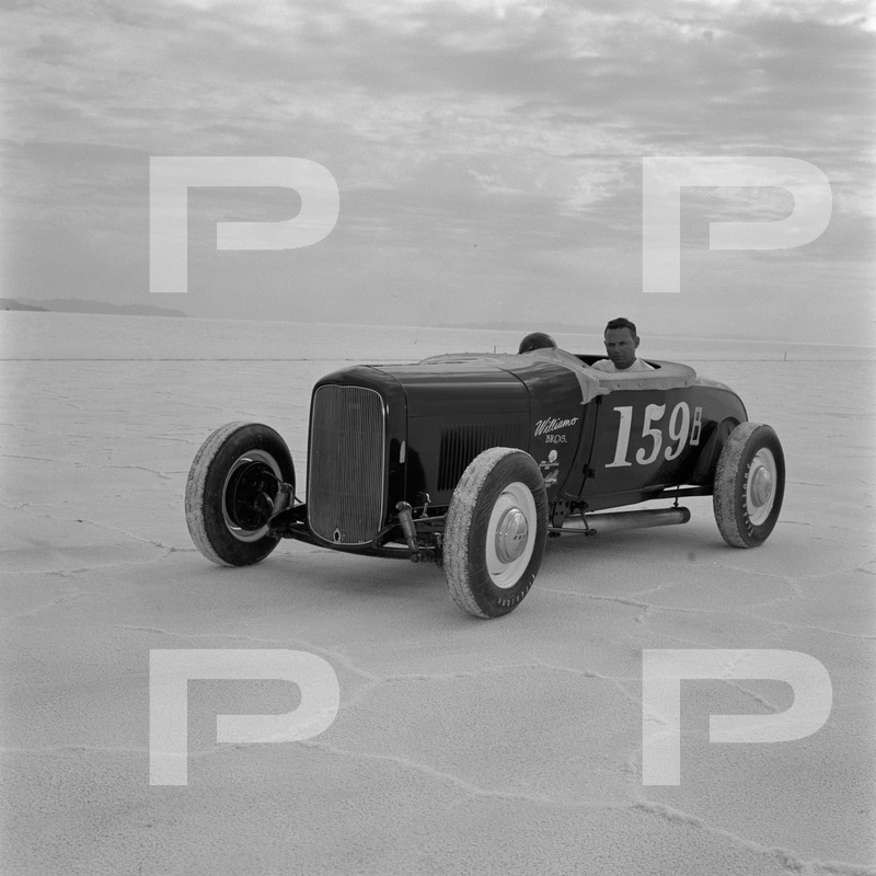 1954 6th Annual Bonneville National Speed Trials - Archives Petersen 53558710