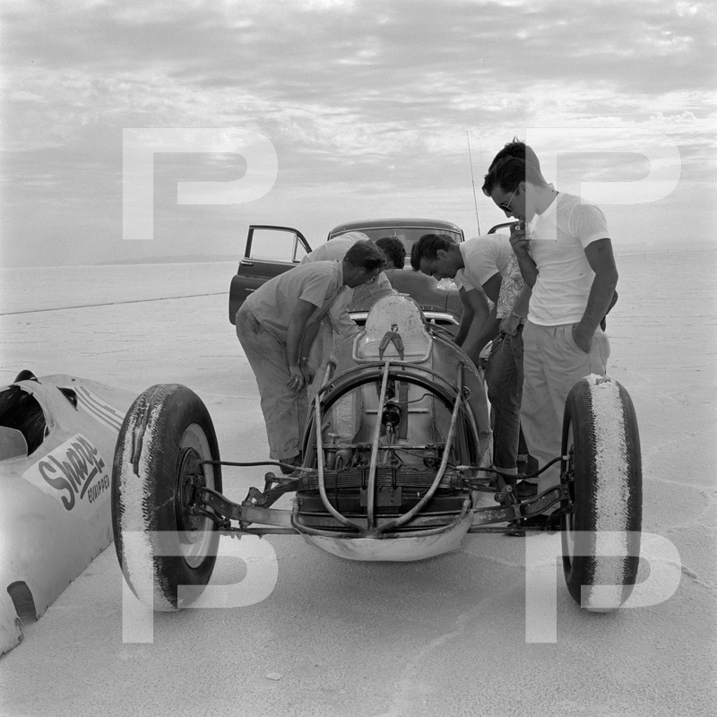 1954 6th Annual Bonneville National Speed Trials - Archives Petersen 53558910