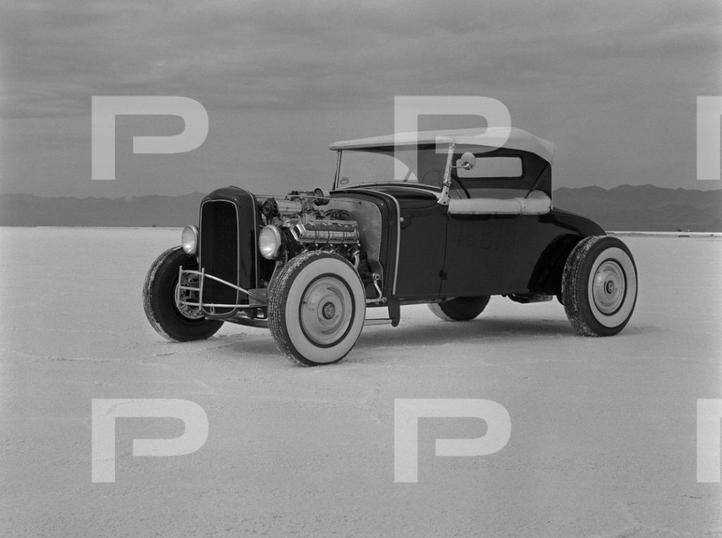 1954 6th Annual Bonneville National Speed Trials - Archives Petersen 53566810